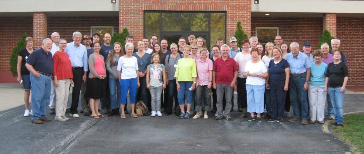 Reise nach Amerika: Belleville