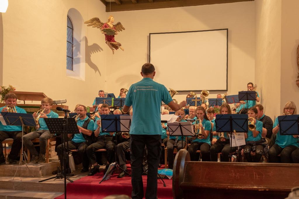 50. Jubiläum 23.09.18: Konzert und Festgottesdienst