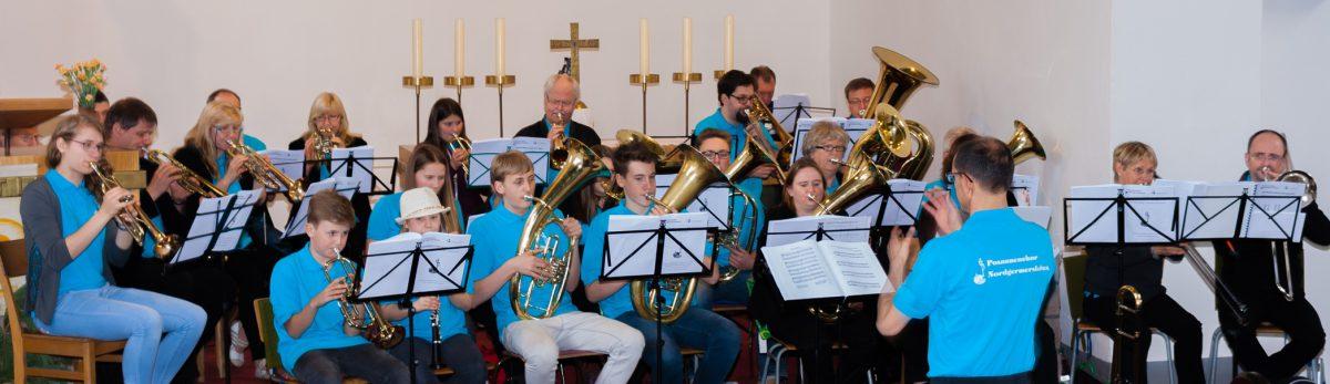 Konzerttermine mit dem erweiterten Michigan Posaunenchor